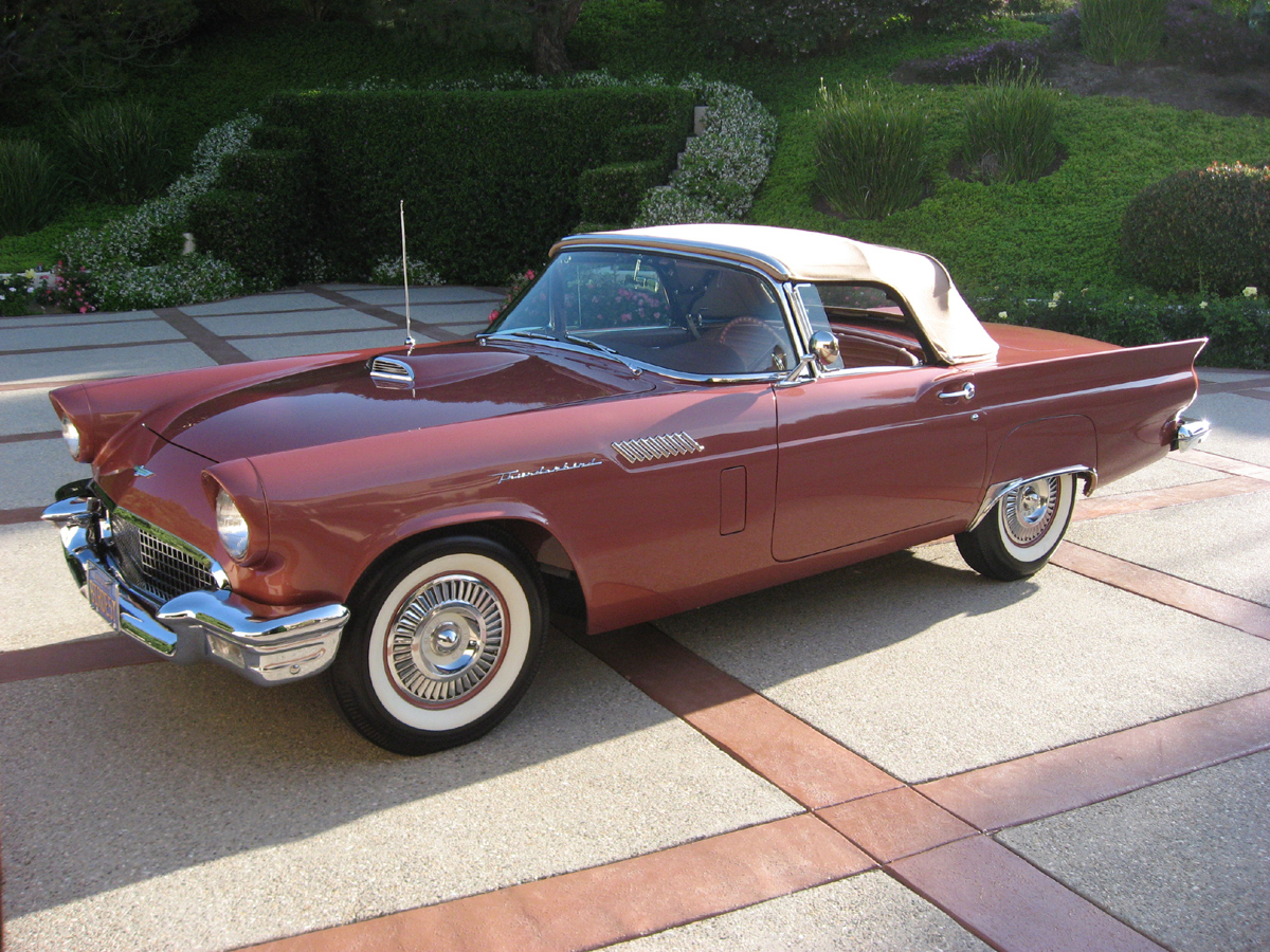 Ford thunderbirds photo - 2