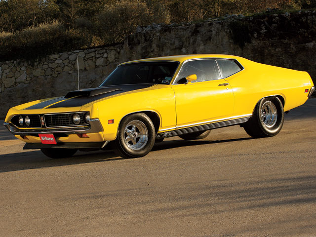 Ford torino photo - 1