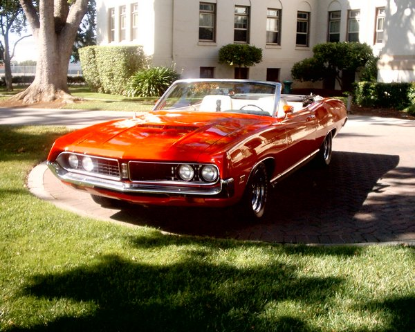 Ford torino photo - 3
