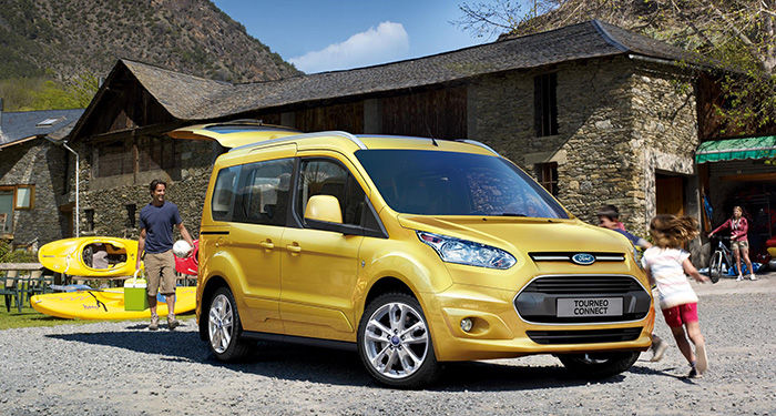 Ford tourneo photo - 4