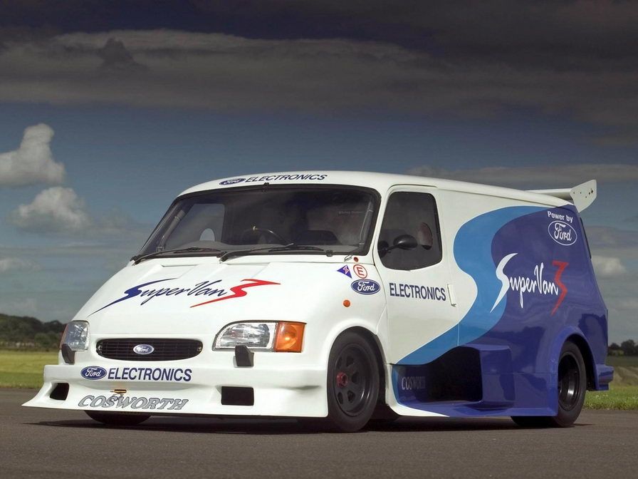 Ford transit photo - 4