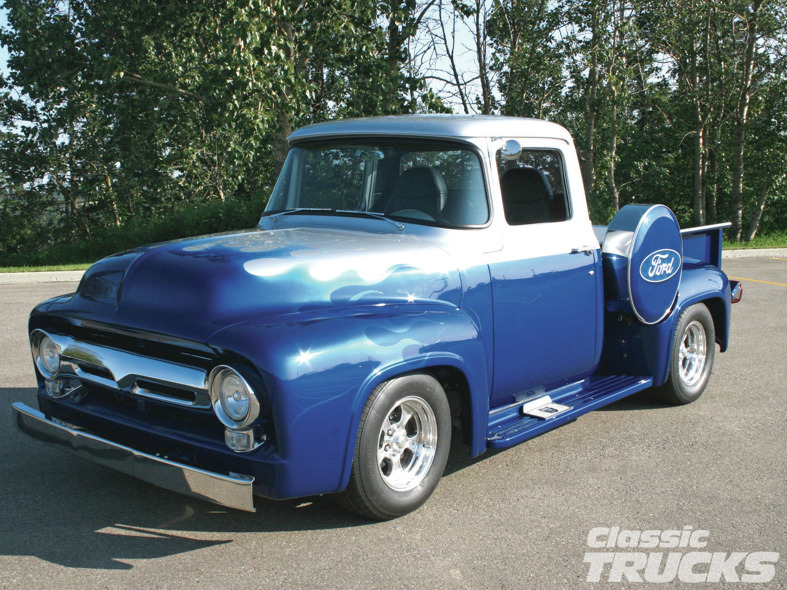 Ford truck photo - 2