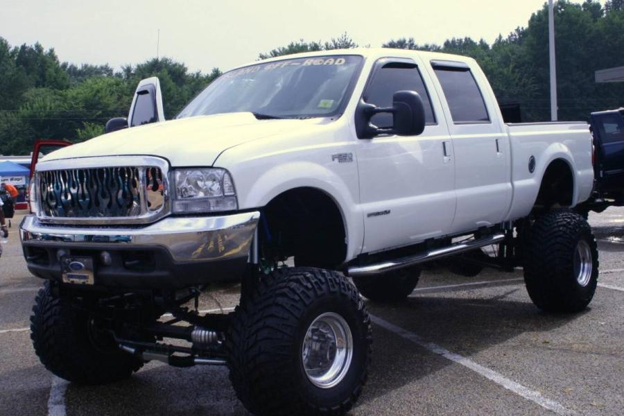 Ford truck photo - 4