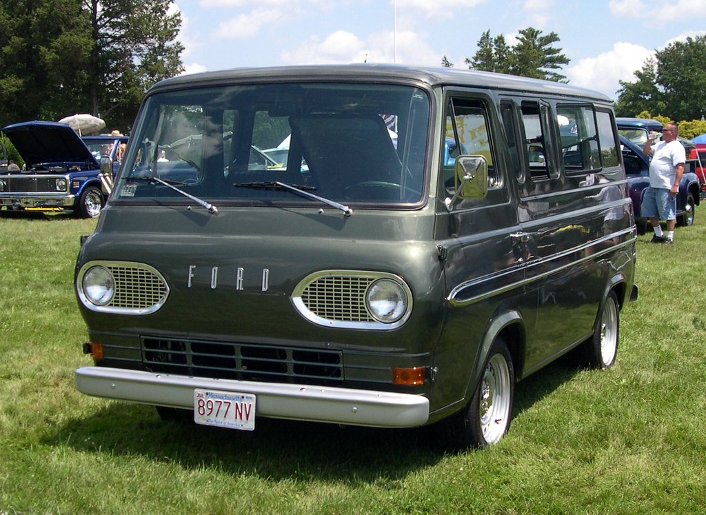 Ford van photo - 1