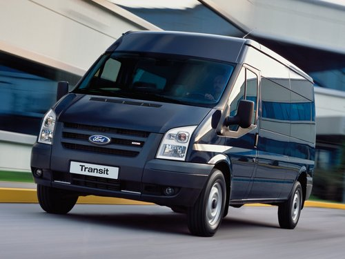 Ford van photo - 4