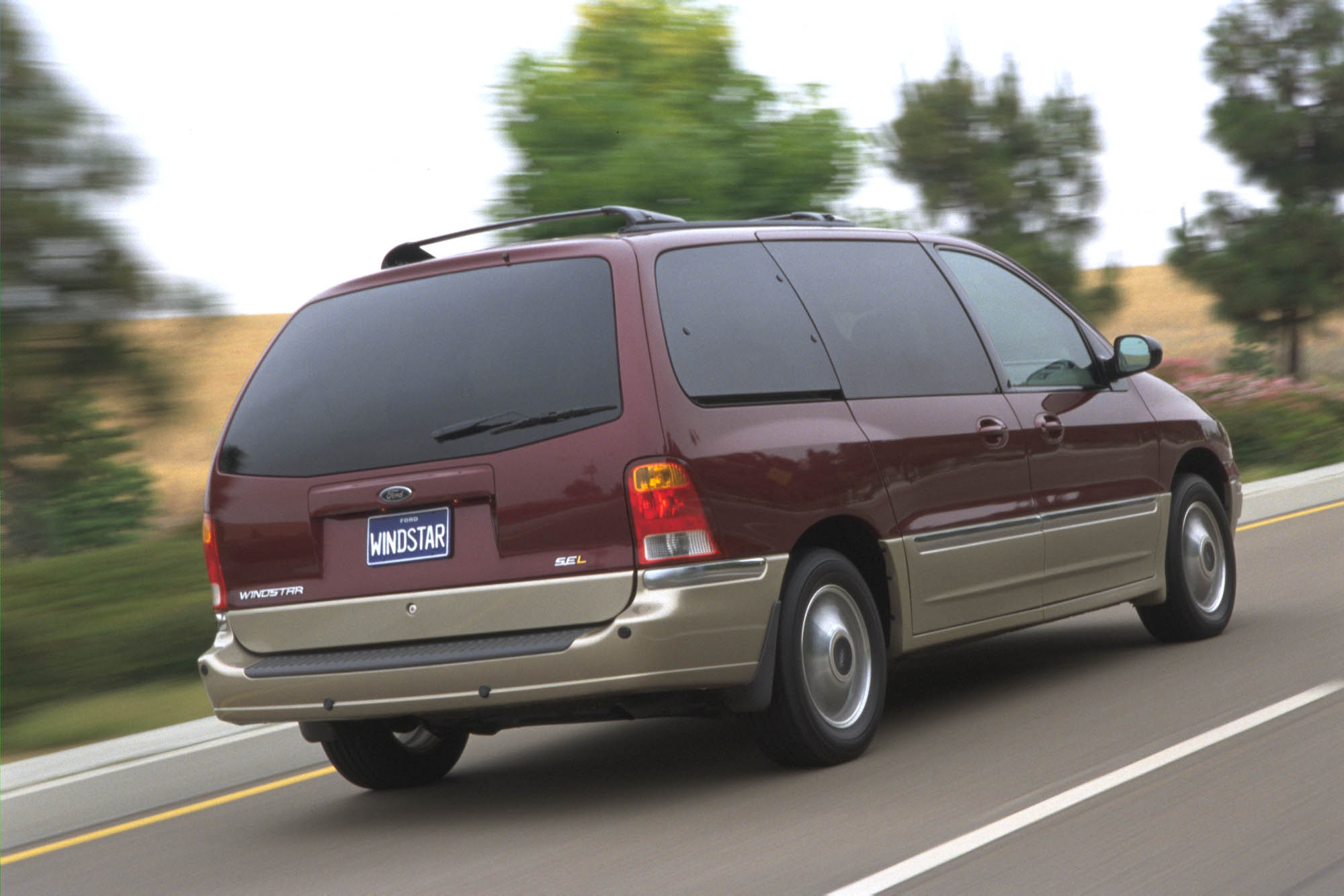 Ford windstar photo - 2