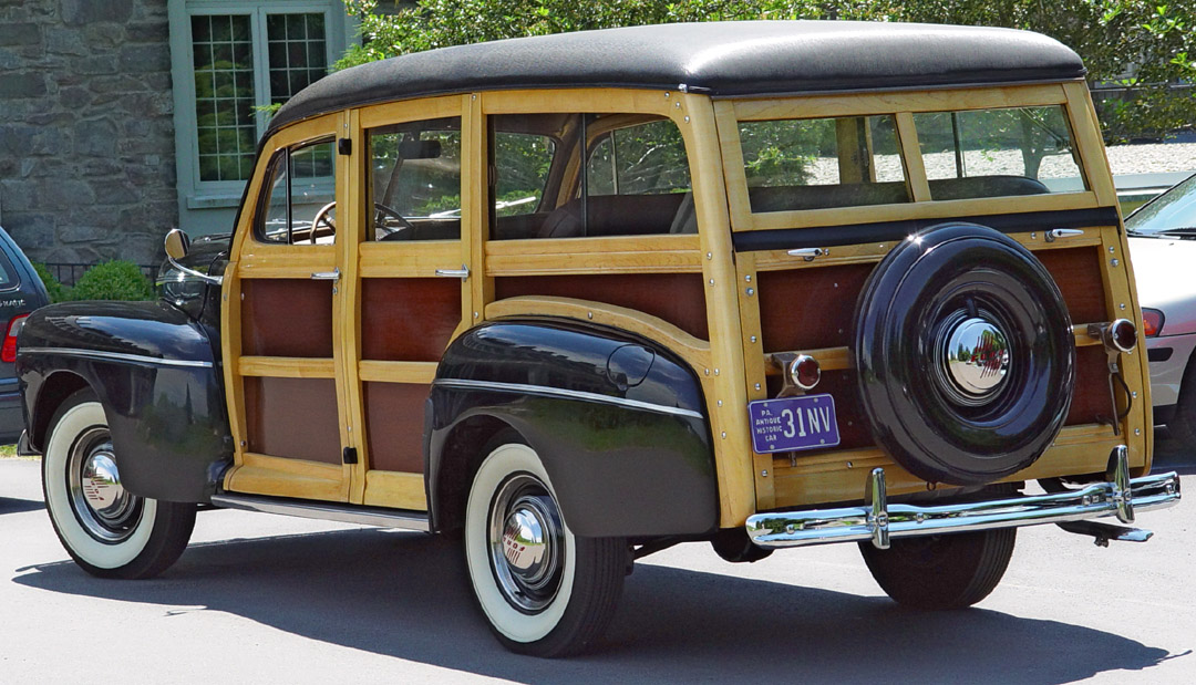 Ford woody photo - 4