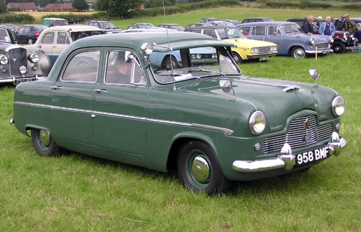 Ford zephyr photo - 1
