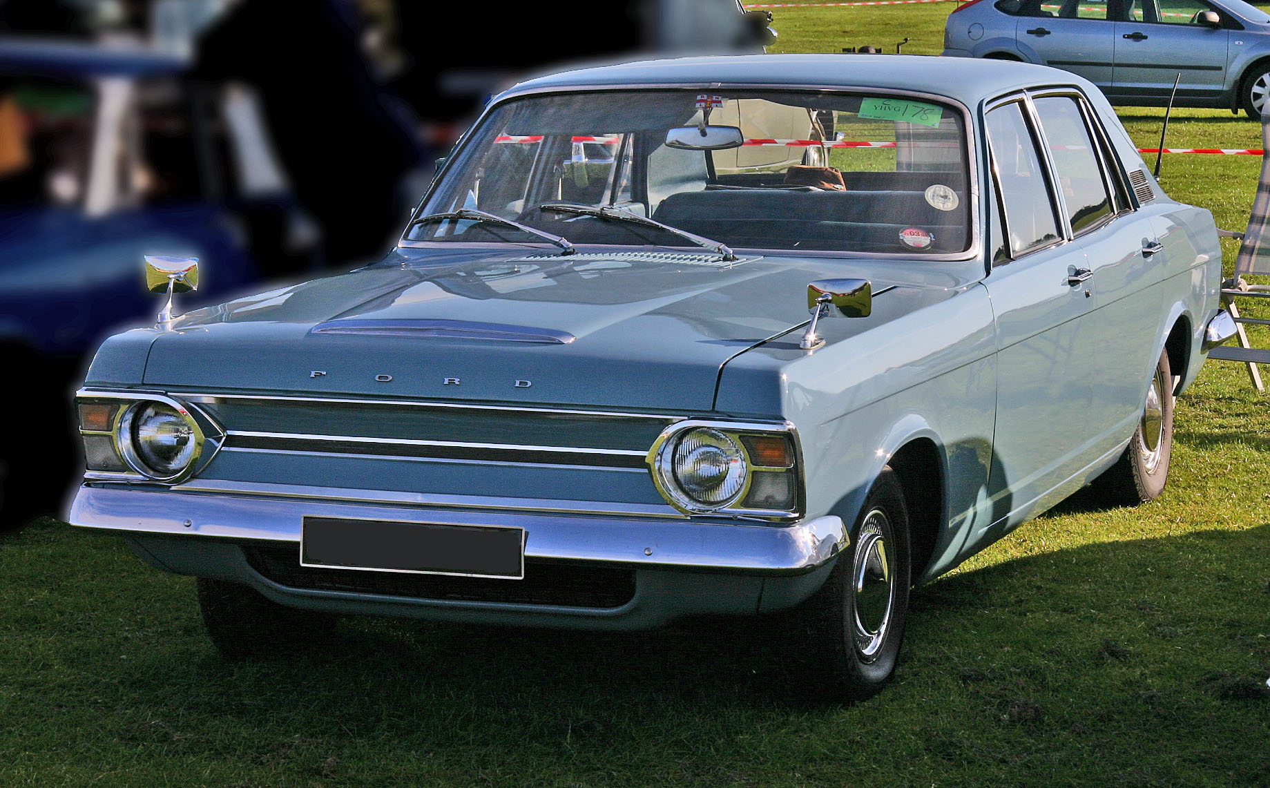 Ford zephyr photo - 2