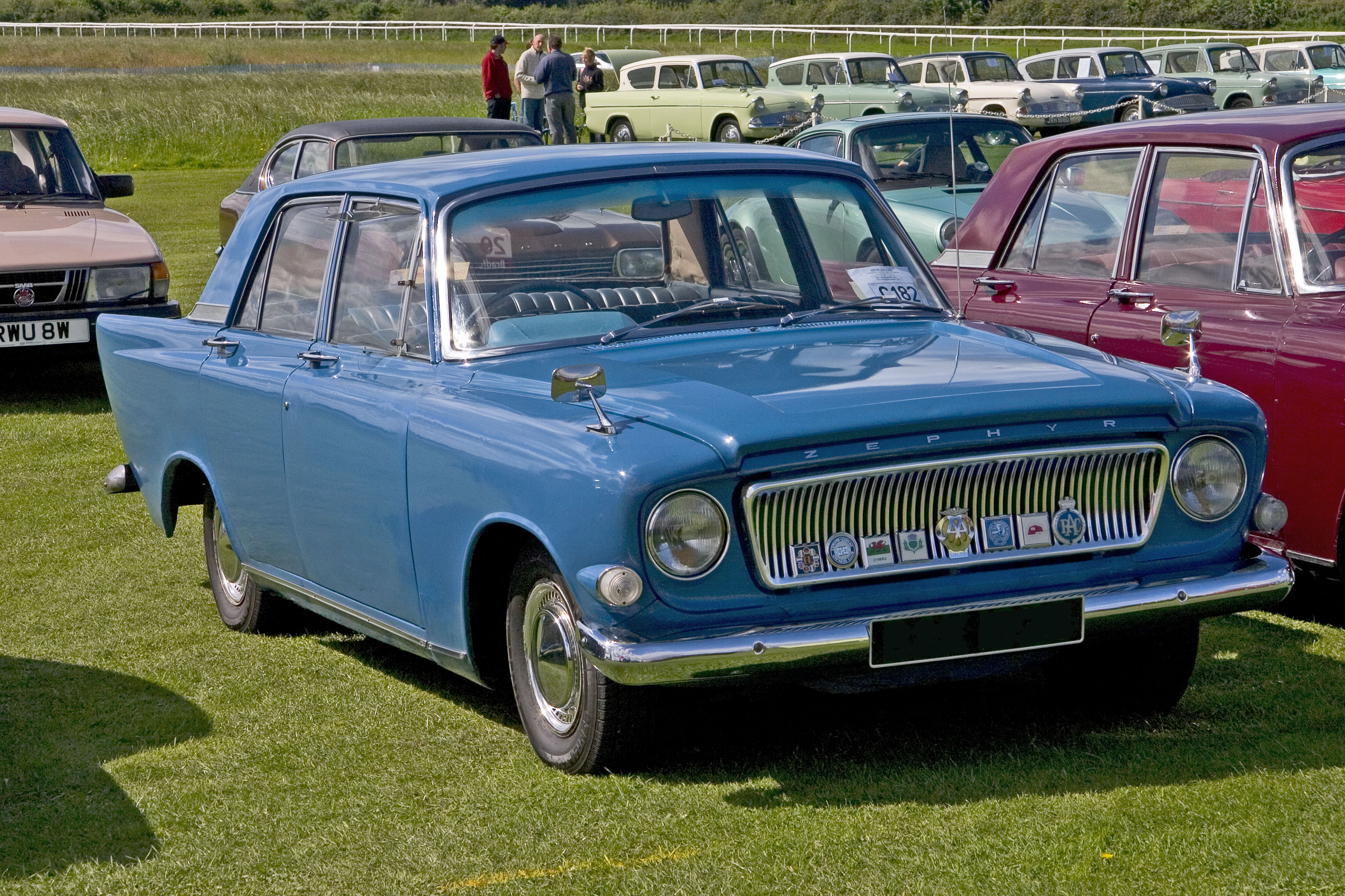 Ford zephyr photo - 3