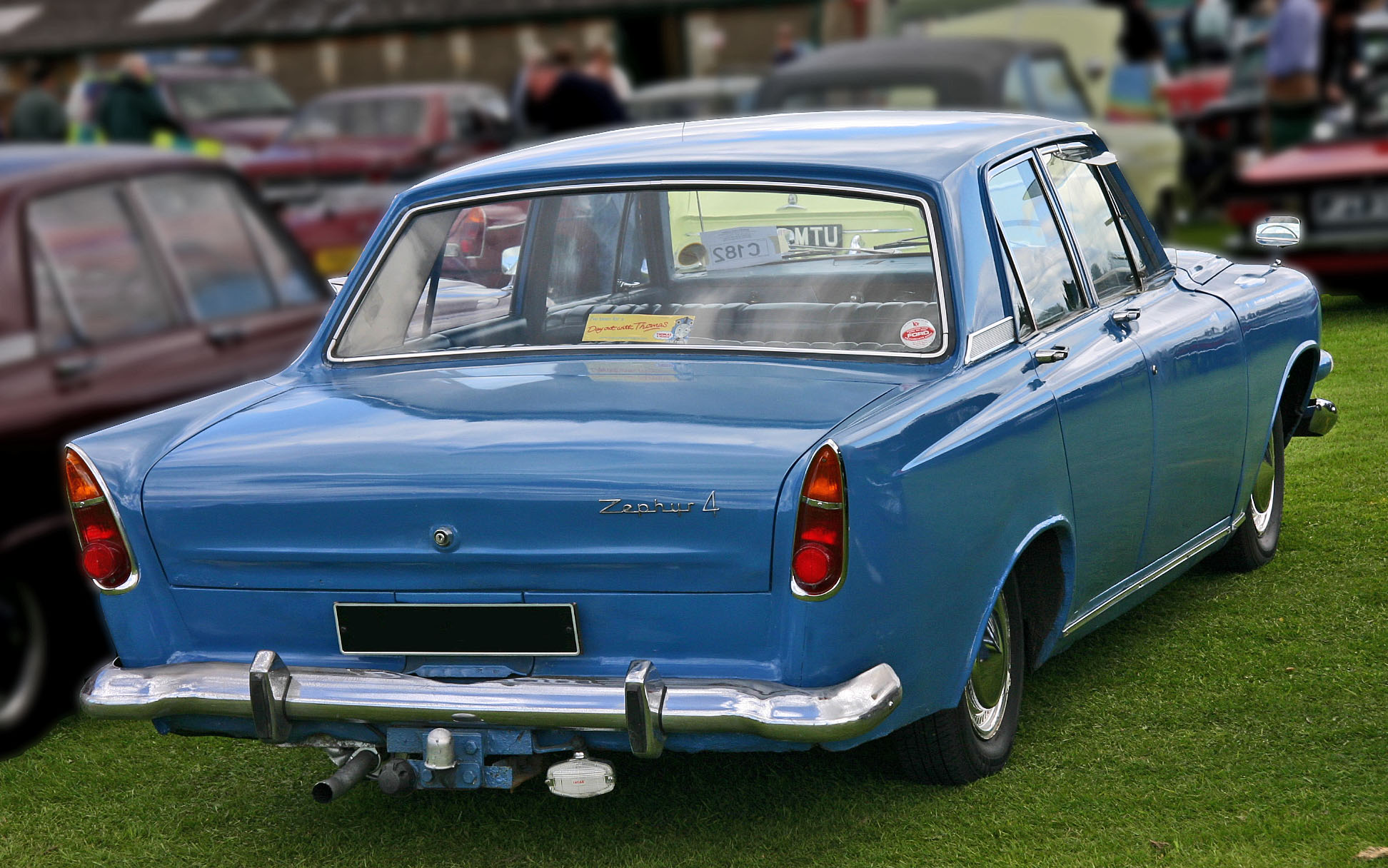 Ford zephyr photo - 4