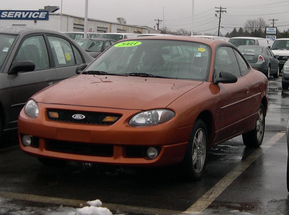 Ford zx2 photo - 1
