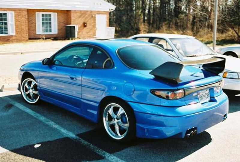 Ford zx2 photo - 2