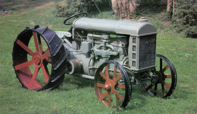 Fordson tractor photo - 4