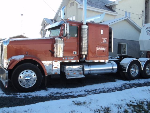 Freightliner classic photo - 2