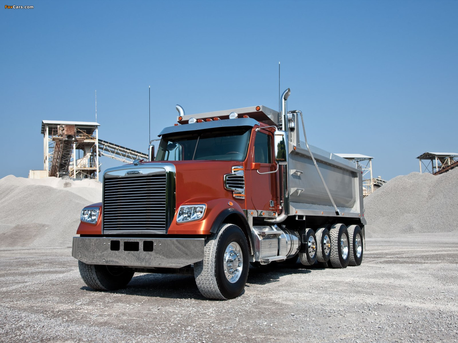 Freightliner coronado photo - 3