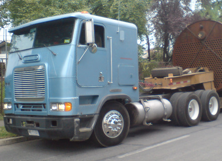Freightliner flb photo - 4