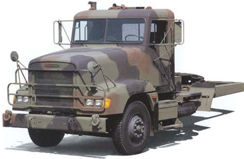 Freightliner m915 photo - 1