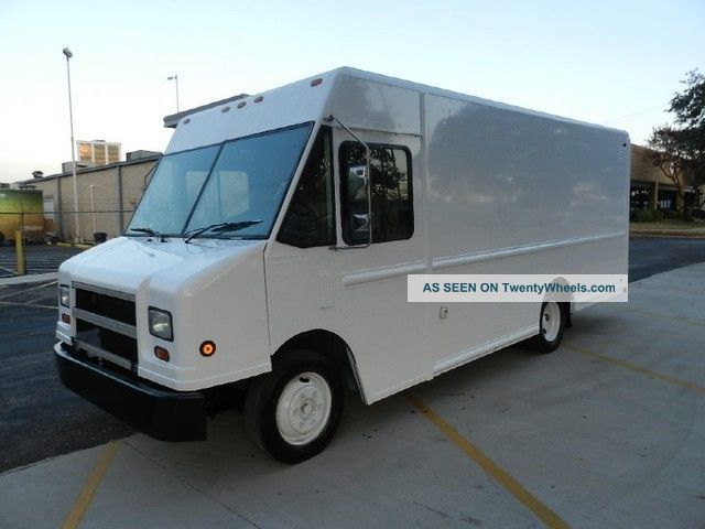 Freightliner step-van photo - 2