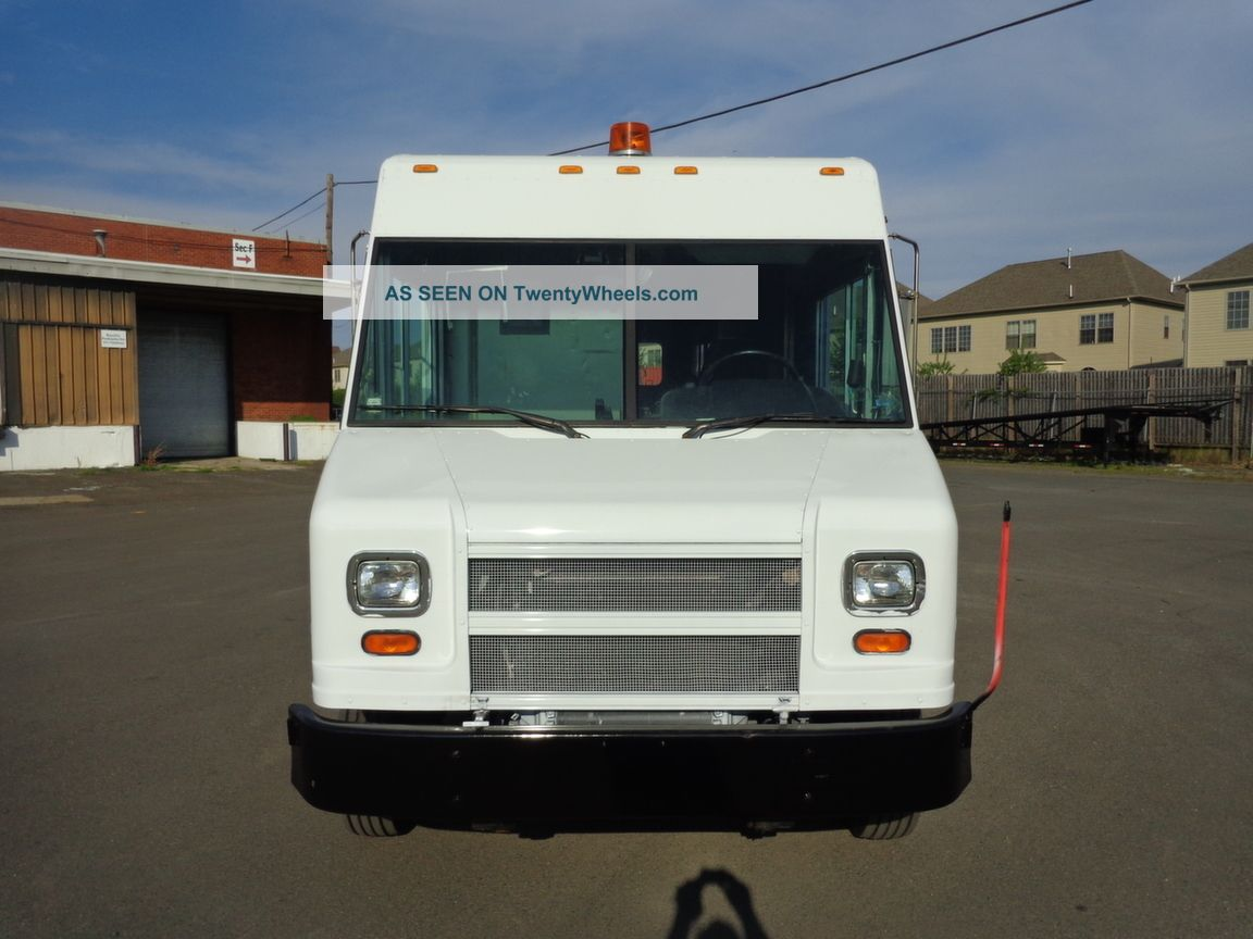 Freightliner step-van photo - 3
