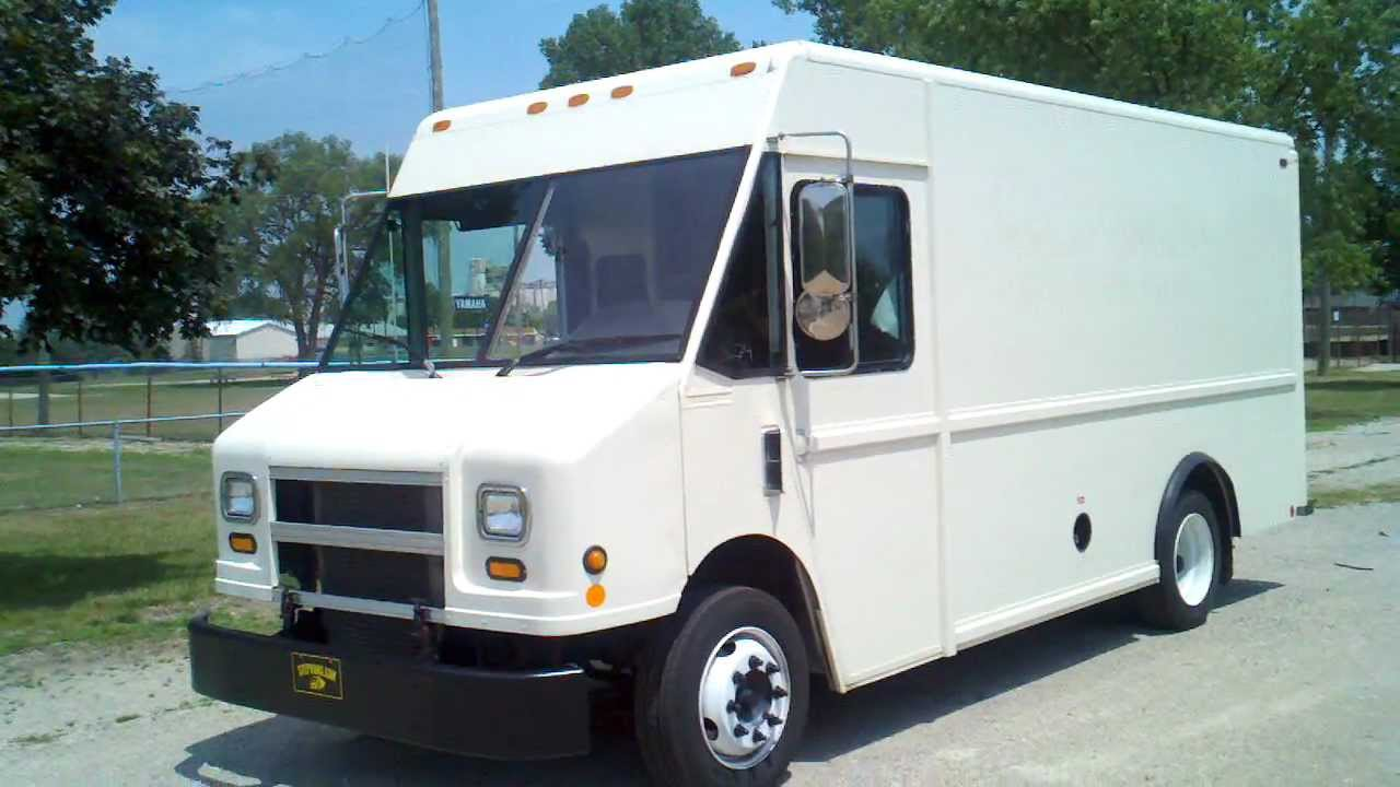 Freightliner step-van photo - 4
