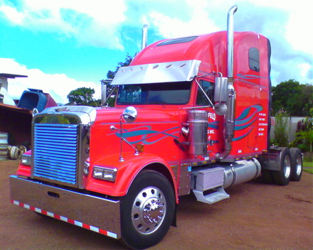 Freightliner t photo - 1