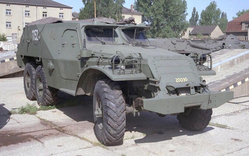 Gaz btr photo - 1