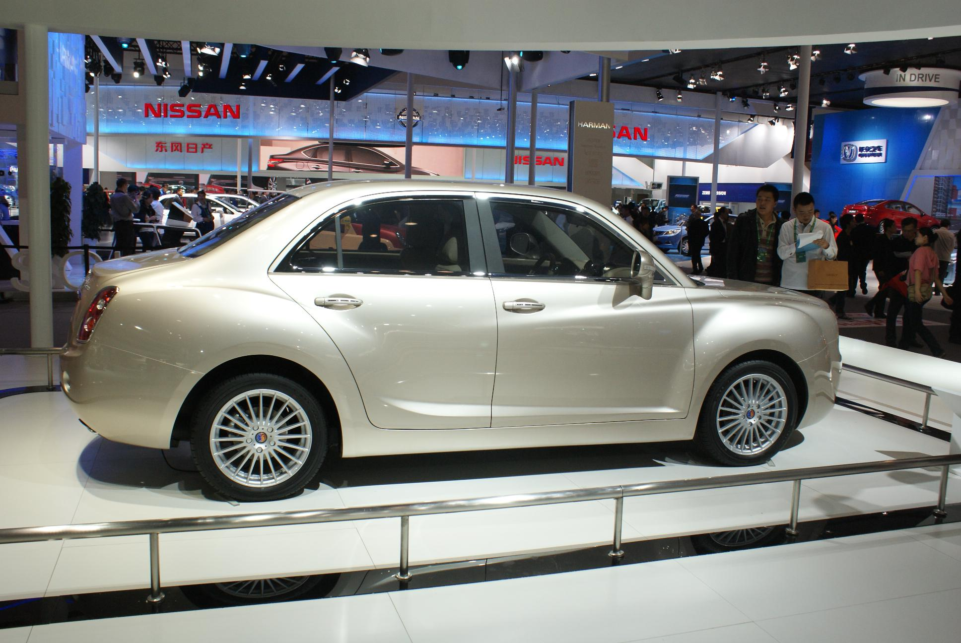 Geely englon photo - 1
