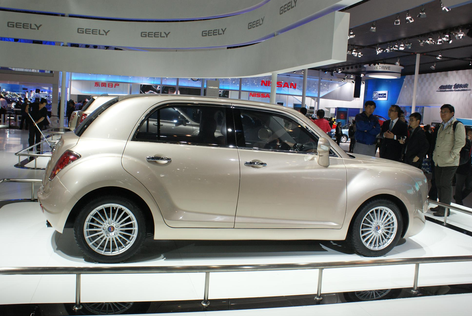 Geely englon photo - 2
