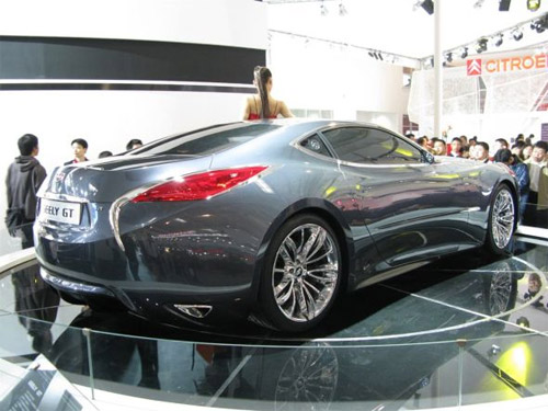 Geely gt photo - 3