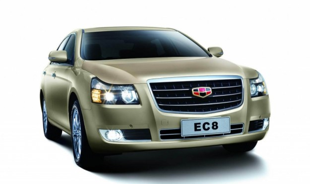 Geely lc photo - 1
