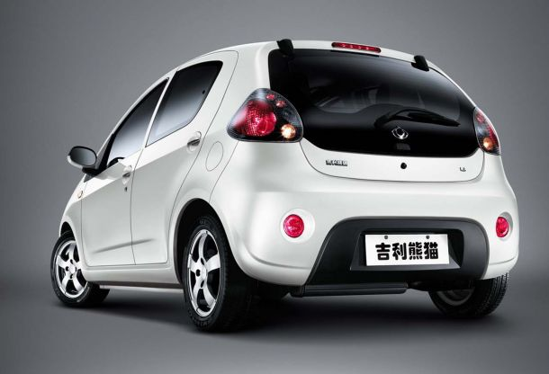 Geely lc photo - 3