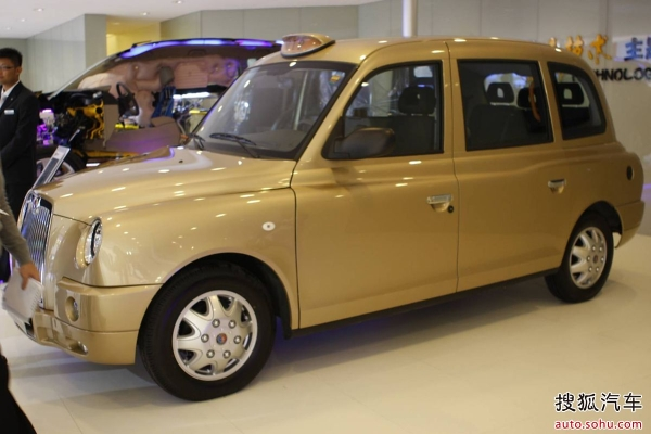 Geely tx4 photo - 3