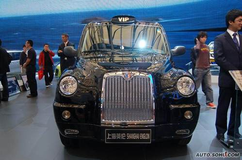 Geely tx4 photo - 4