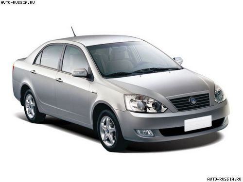 Geely vision photo - 1