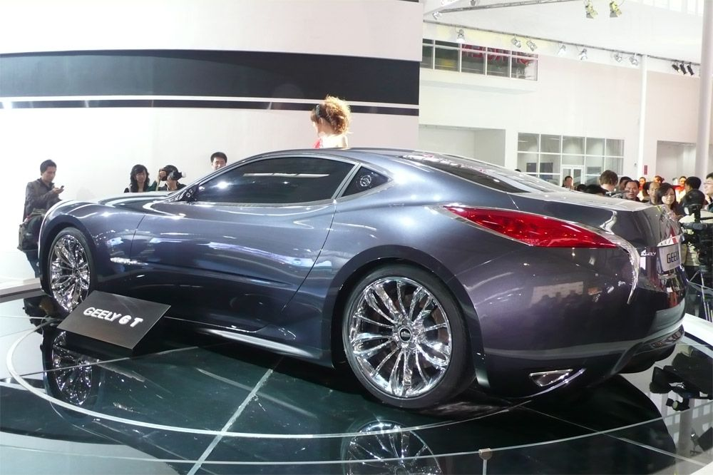 Geely vision photo - 2