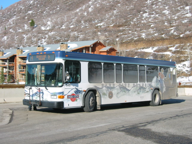 Gillig advantage photo - 2