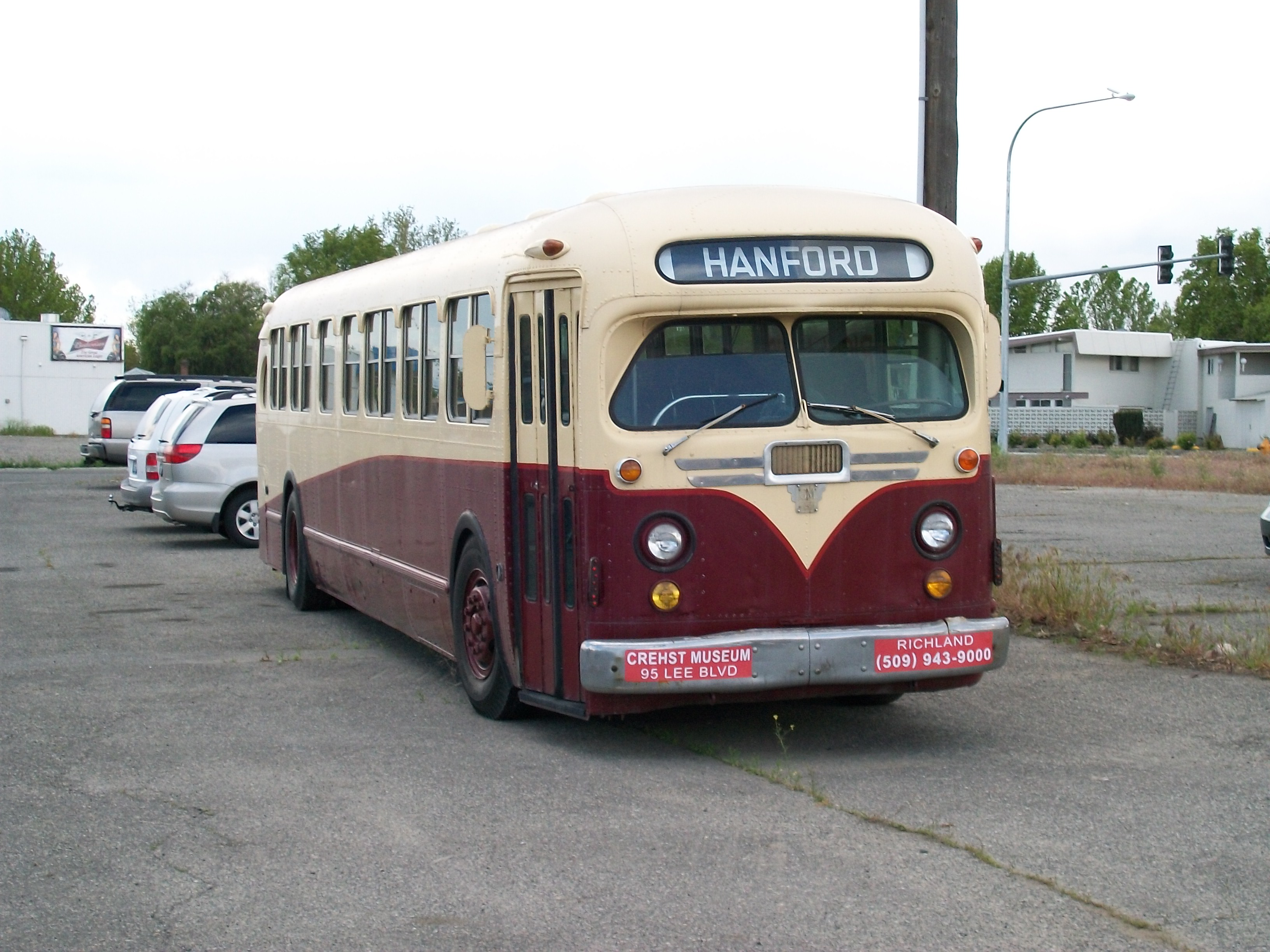 Gm bus photo - 1