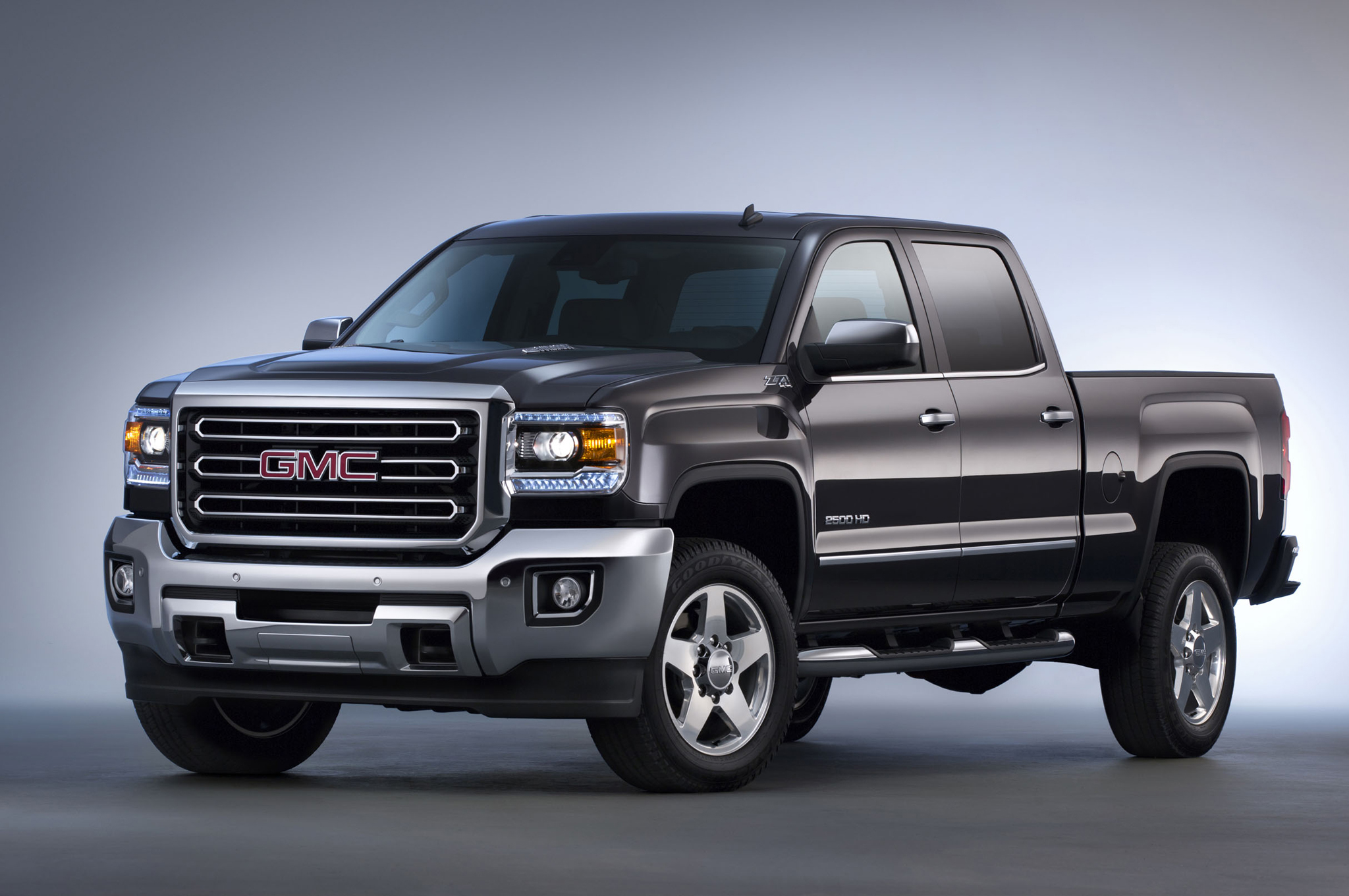 Gmc 2500hd photo - 2