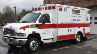Gmc ambulance photo - 3