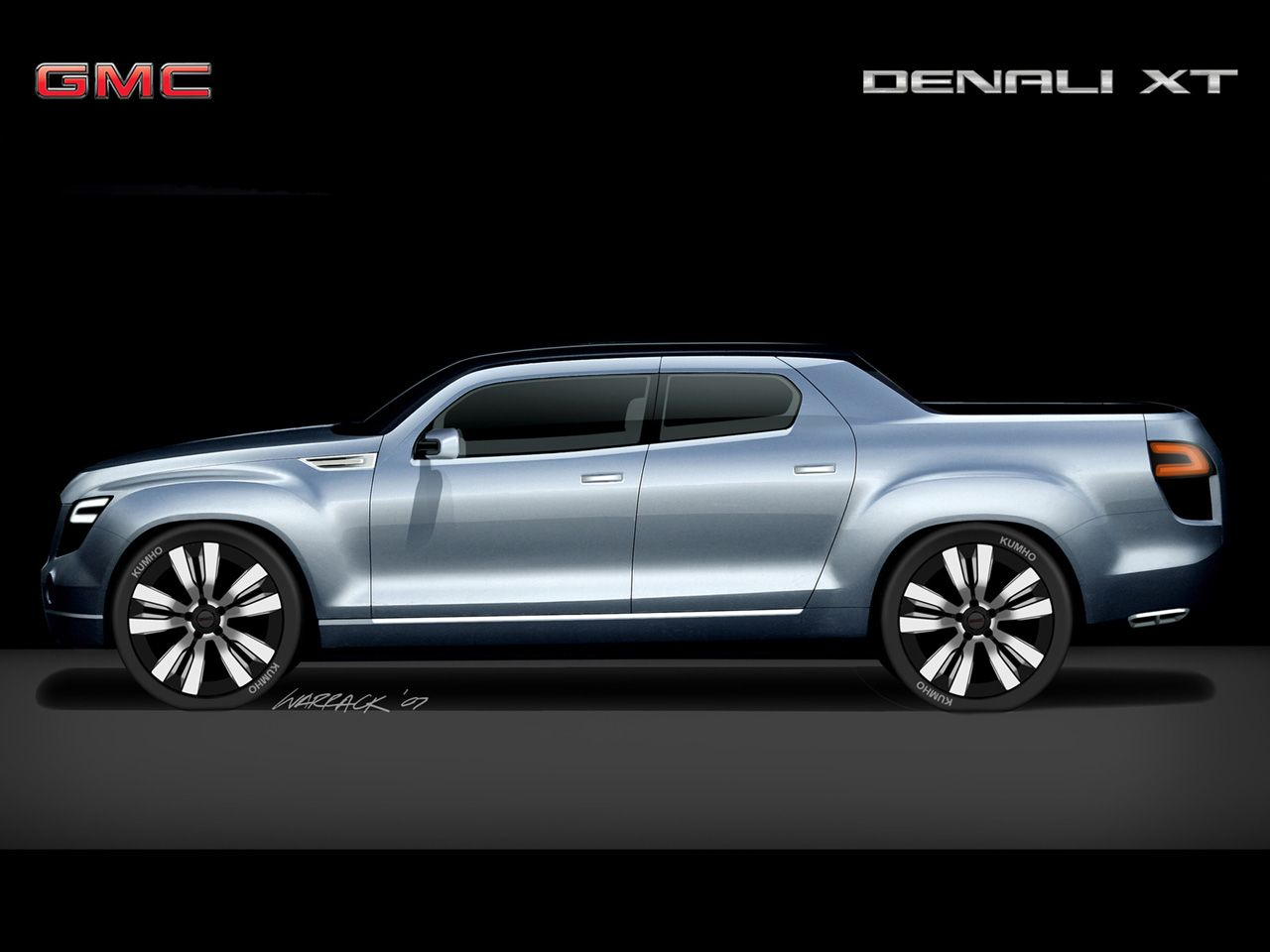 Gmc denali photo - 1