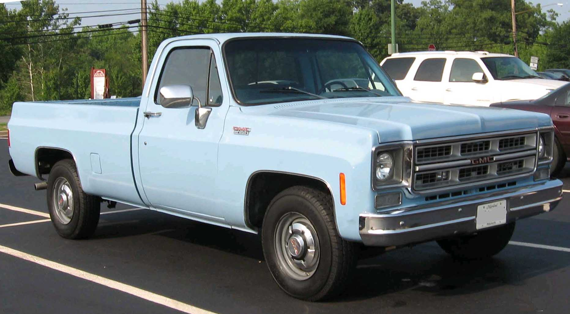 Gmc pickup photo - 1
