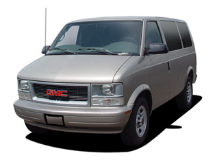 Gmc safari photo - 2