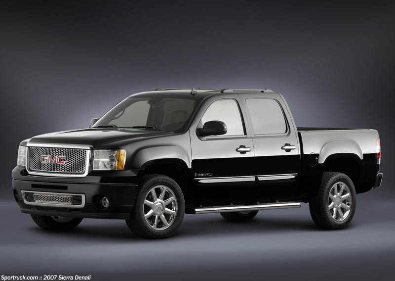 Gmc sierra photo - 1