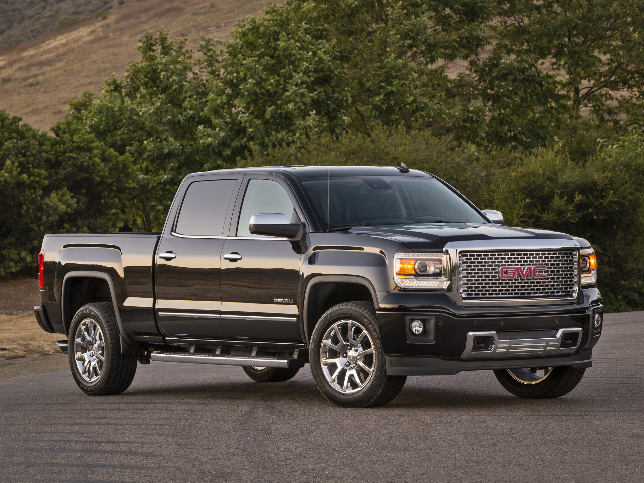 Gmc sierra photo - 2