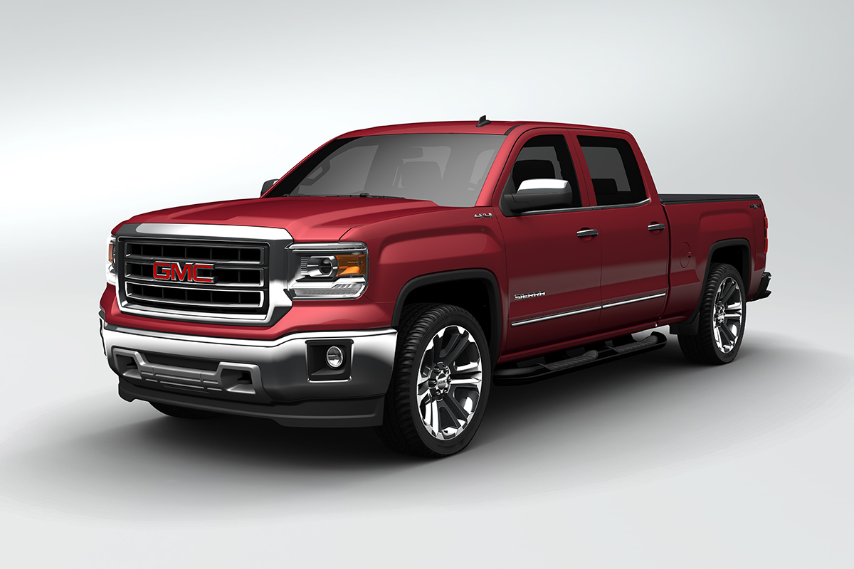 Gmc sierra photo - 3