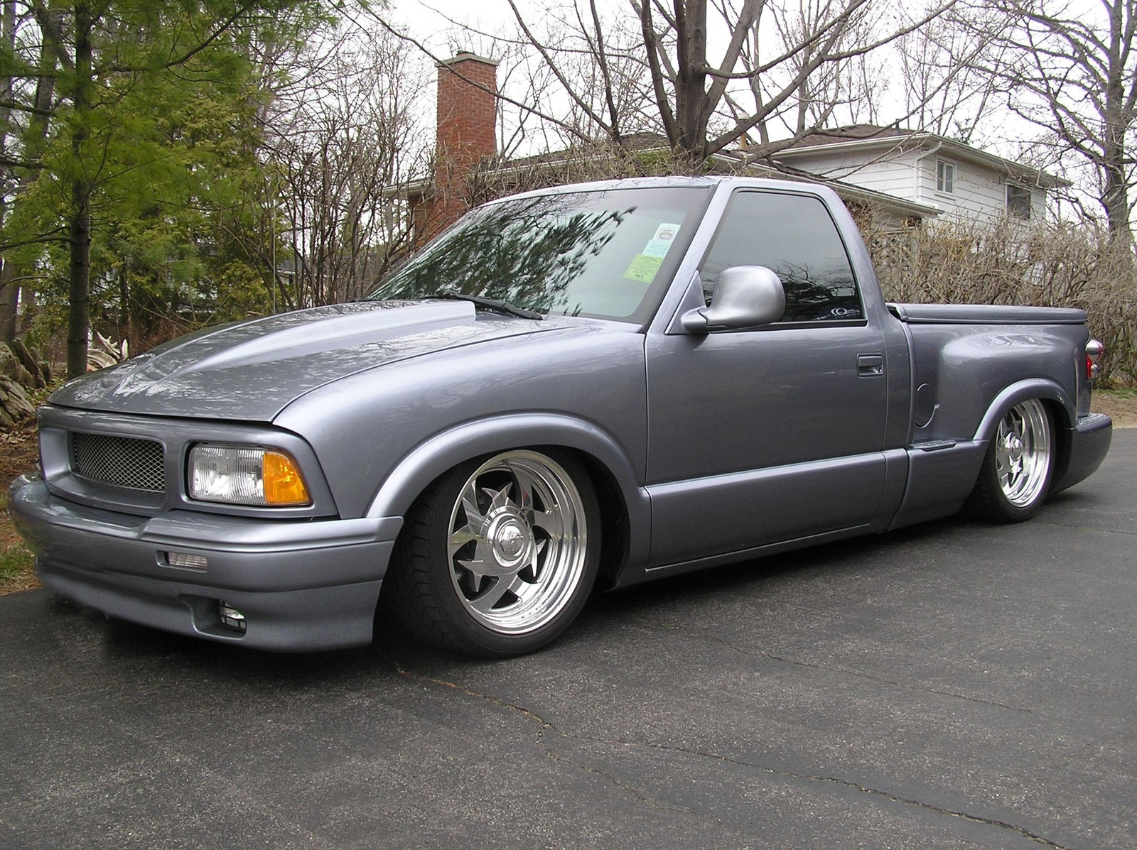 Gmc stepside photo - 3
