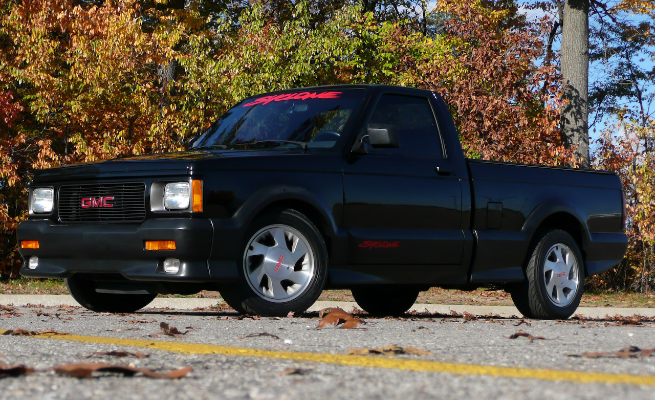 Gmc syclone photo - 1