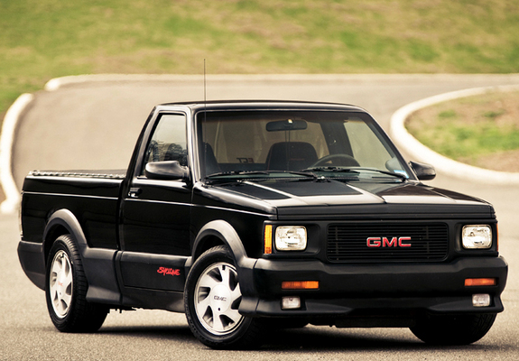 Gmc syclone photo - 2