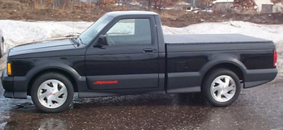 Gmc syclone photo - 3